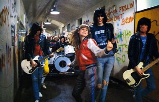 RnR_highschool ramones
