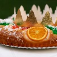 Preparar un Roscón de Reyes