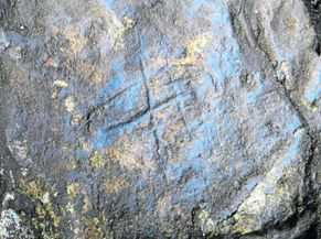 Grabado-neandertales-Cueva-Gorham-Gibraltar