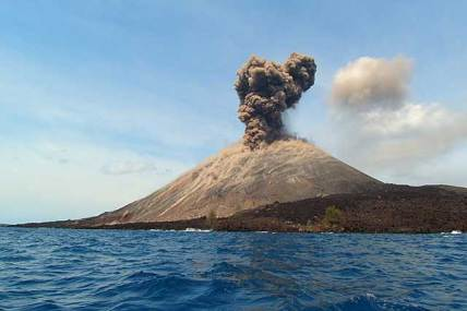 anak-krakatau krakatoa