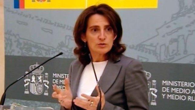 teresa ribera ministra