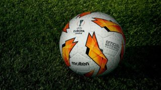 Europa-League- balon Molten