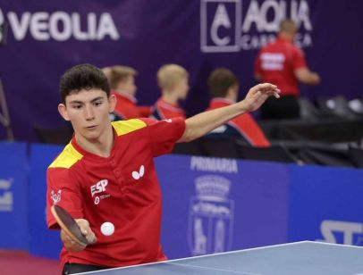 juveniles espana tenis mesa