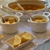 Pelotas para el cocido de la abuela