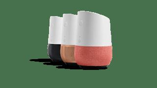 altavoces google home