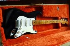 Clapton Blackie Style 1950s Fender Stratocaster