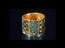 anillo faraon psusenes