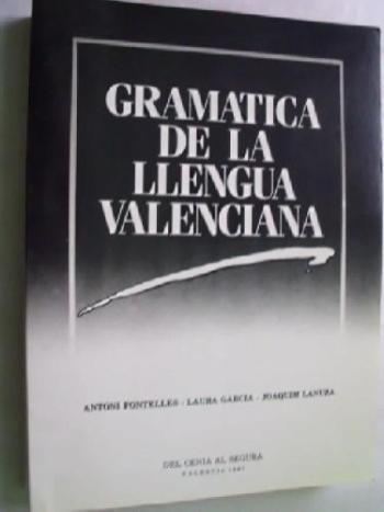gramatica valenciana