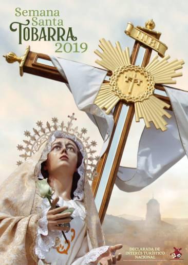 semana santa tobarra 2019 cartel