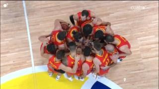 espana argentina ultimo final celebracion