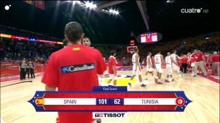 espana tunez final