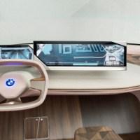 Los nuevos SUV eléctricos de BMW basados en el iNext