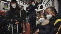 chinos coronavirus metro