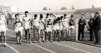 marcha atletica anos 60