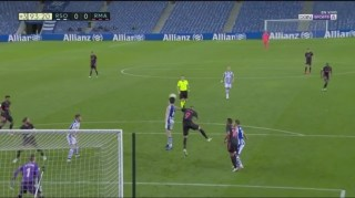 real sociedad 0 real madrid 0 final II