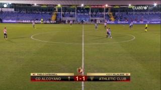 alcoyano 1 athletic 1 II