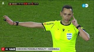 barcelona 3 sevilla 0 posible penalty no pitado