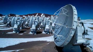 radiotelescopio chile