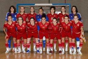 seleccion femenina futbol sala