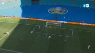 espana 3 eslovaquia 0