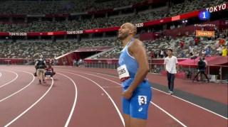 jacobs italia 100 m oro
