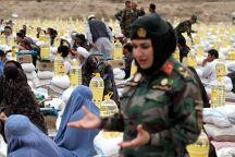 ayudas afganistan