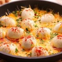 Huevos a la Turca deliciosos y espectaculares