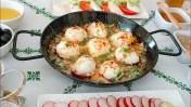 huevos estilo turco