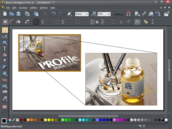 Xara Photo & Graphic Designer 7.1.2 Free Download
