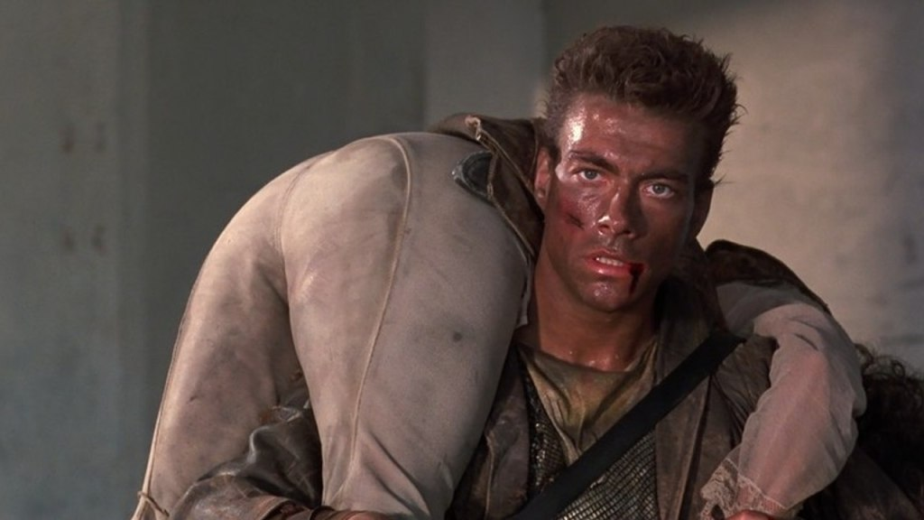 Cyborg (1989)   Qwipster   Movie Reviews Cyborg (1989) %