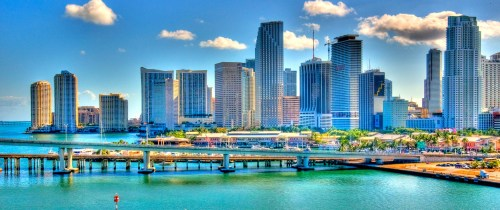 picture of miami city