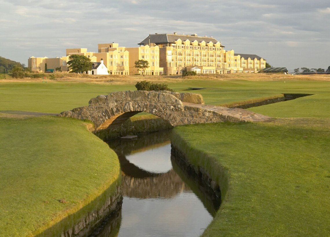 Old Course Hotel, Golf Resort & Spa, St. Andrews
