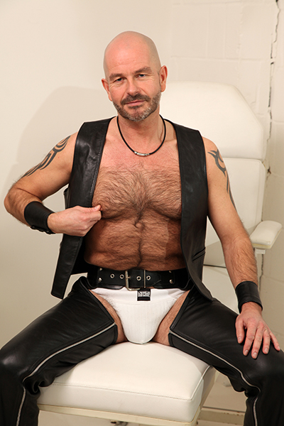 Meet The Daddies  Their Subs From Butch Dixons Hairy Leather Daddies - Qxmencom-2872