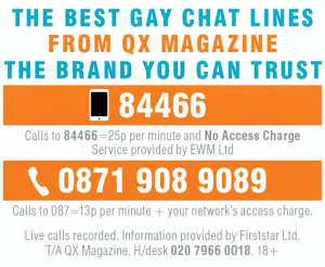 Best gay chat line
