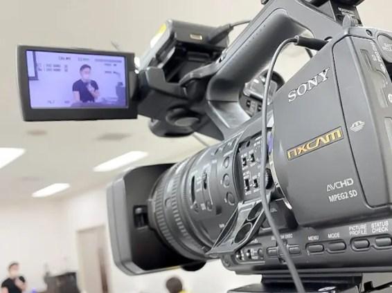 業者によるカメラ撮影のあるセミナーもあります