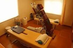 さいたま市 Plus-R/カイロプラクティック/インソール・整体 /種子骨障害・有痛性外脛骨/院内風景