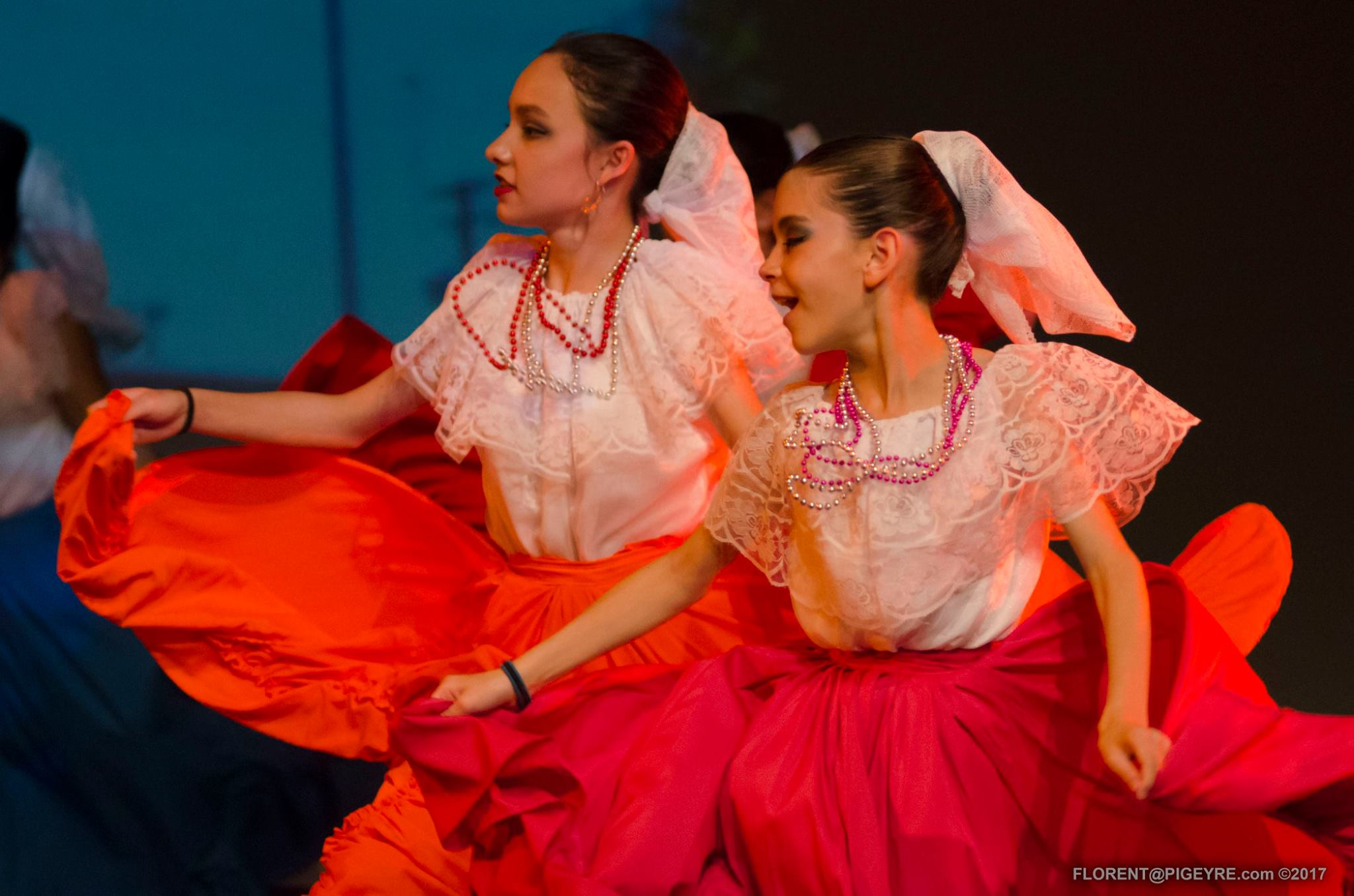 Los Pequeños de Nadxieli Ballet