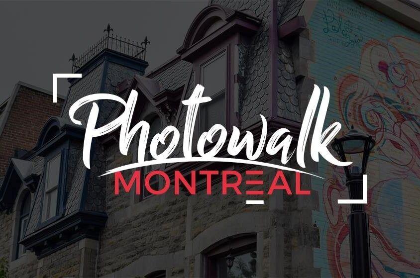 Photowalk Montréal