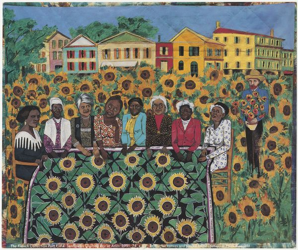 Faith Ringgold: The French Collection. N.p., 1992. Print.