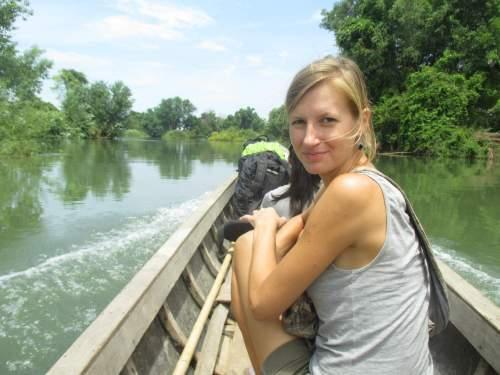 Lucie Brejšová, Rédactrice et réviseure (République tchèque - Brésil)