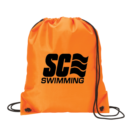 Customizable Drawstring Sports Bag with Logo