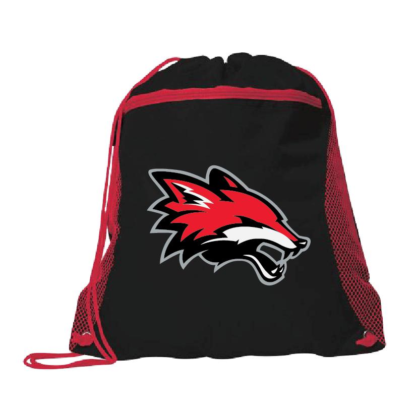 customizable drawstring sports bag