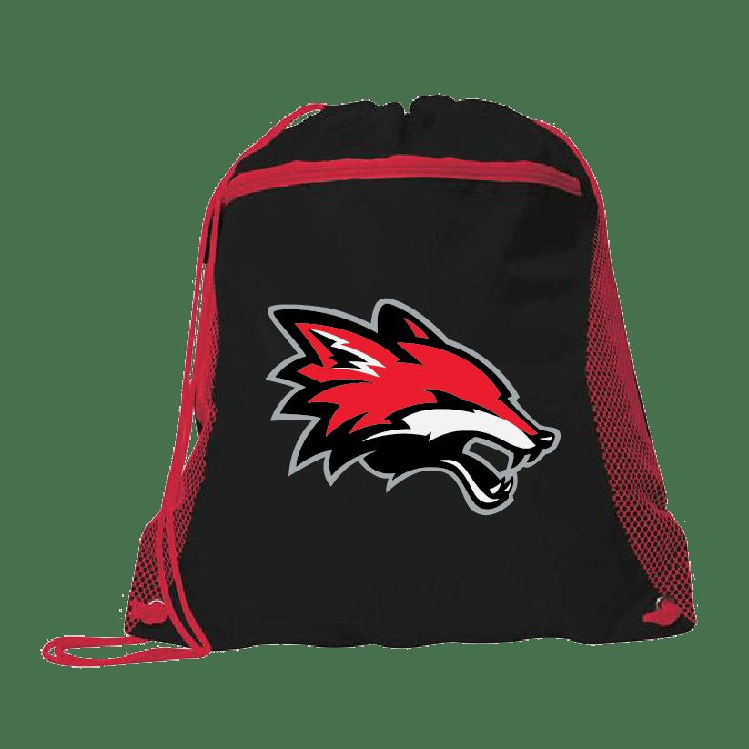 customizable drawstring sports bag