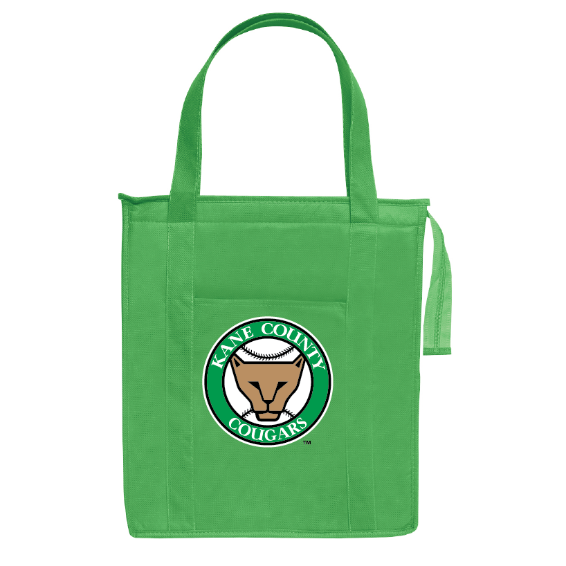 customizable bag with zipper