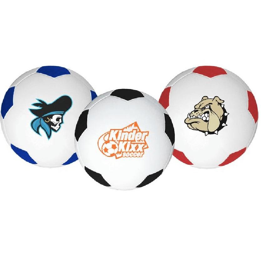 custom soccer ball