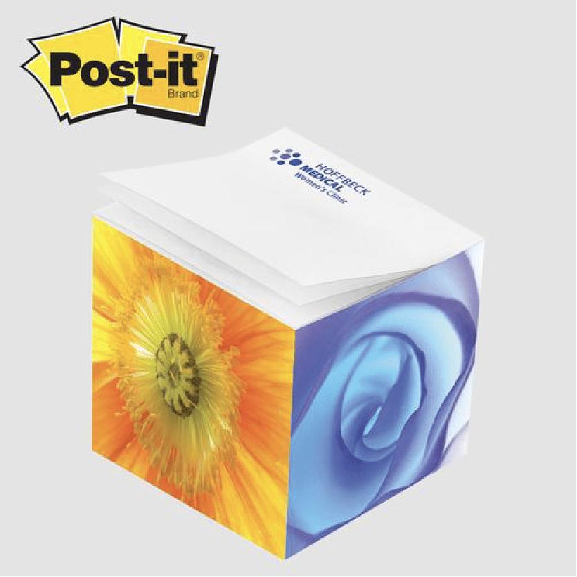 customizable post ii note cube