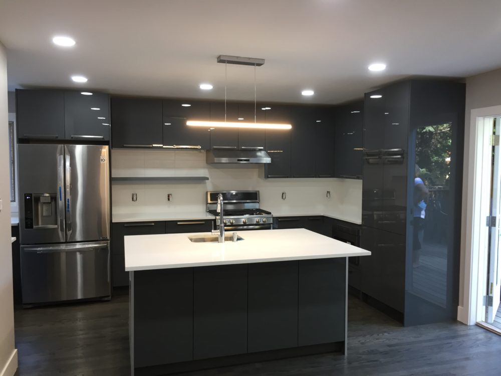 New kitchen renovation in Saskatoon