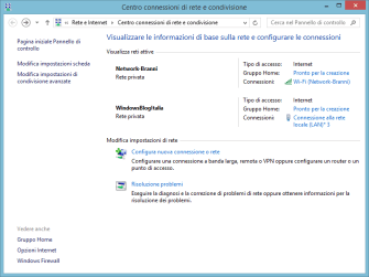 Creare un Hotspot WiFi senza software aggiuntivi in Windows 8.1