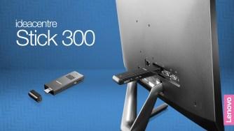Lenovo presenta il nuovo ideacentre Stick 300