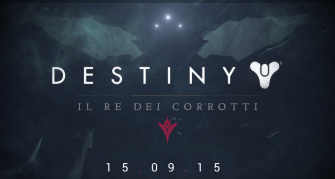 [REVIEW] Destiny: Il Re dei Corrotti